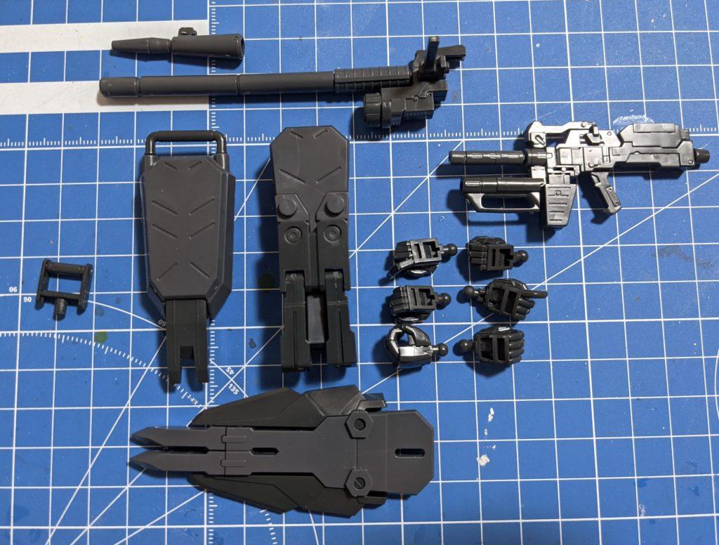システムウェポンキット03武器一覧