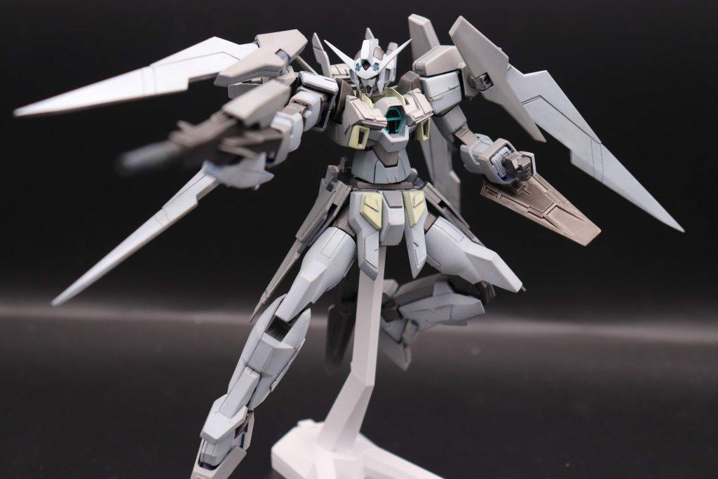 ガンダムAGE-2射撃ポーズ