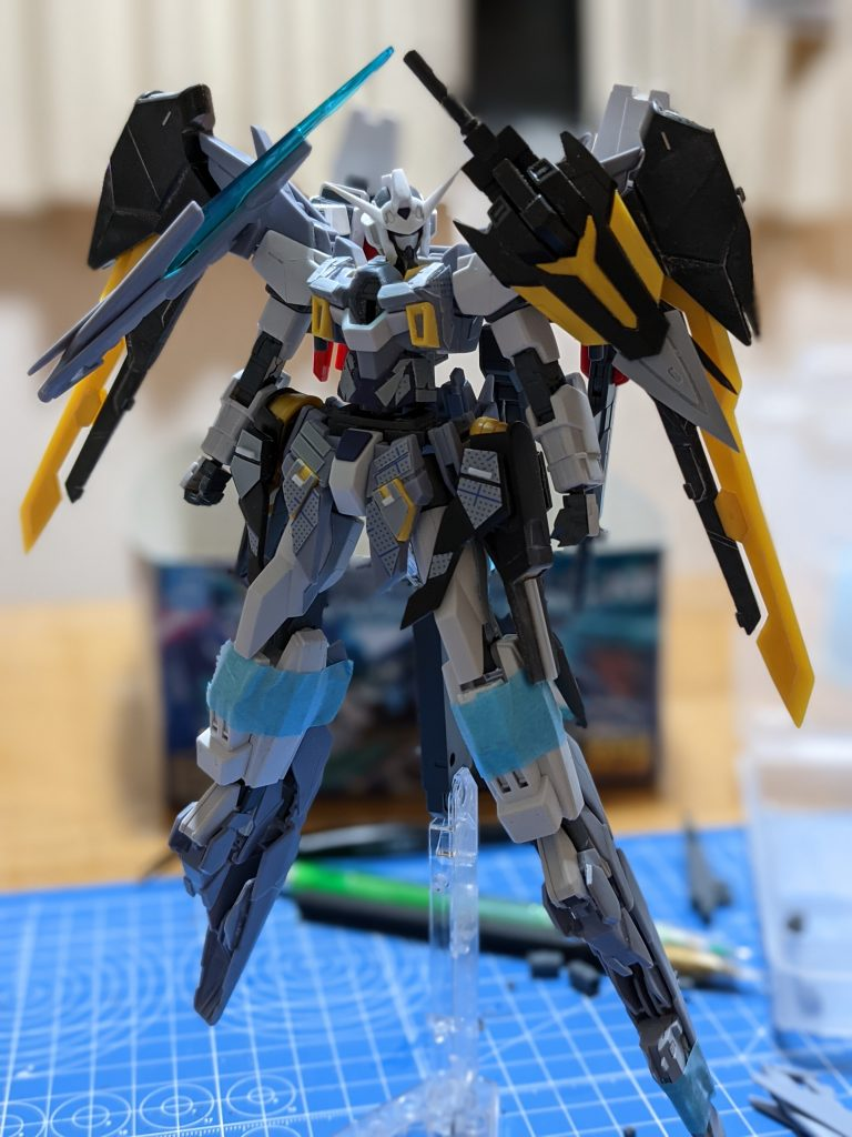 ガンダムAGE-2ミキシング改造