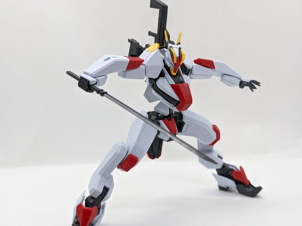 HG 1/72 メイレスケンブ超熱振式戦闘直刀3